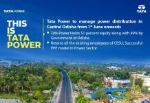 TATA Power & CESU