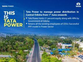 TATA Power & CESU